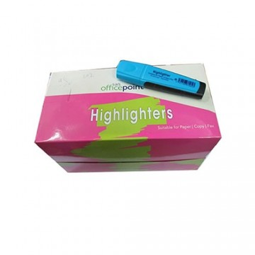 Officepoint Highlighter Blue